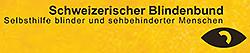 Logo Schweizerischer Blindenbund