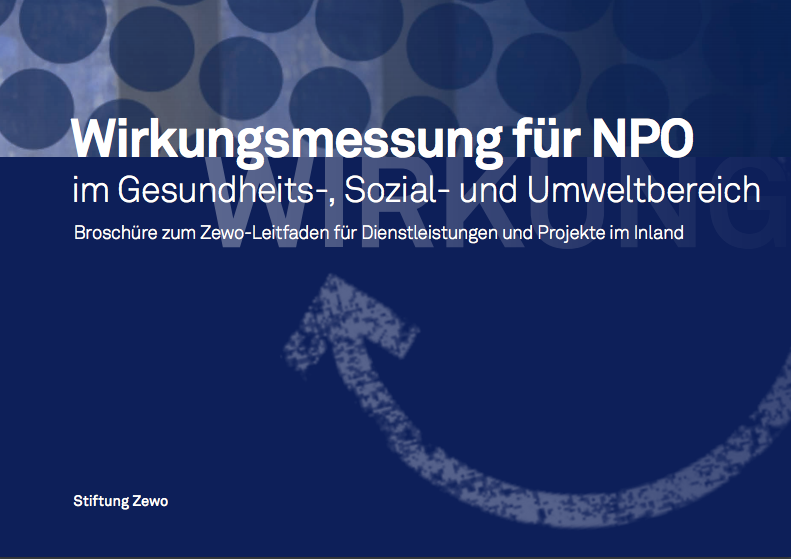 Wirkungsmessung für NPO
