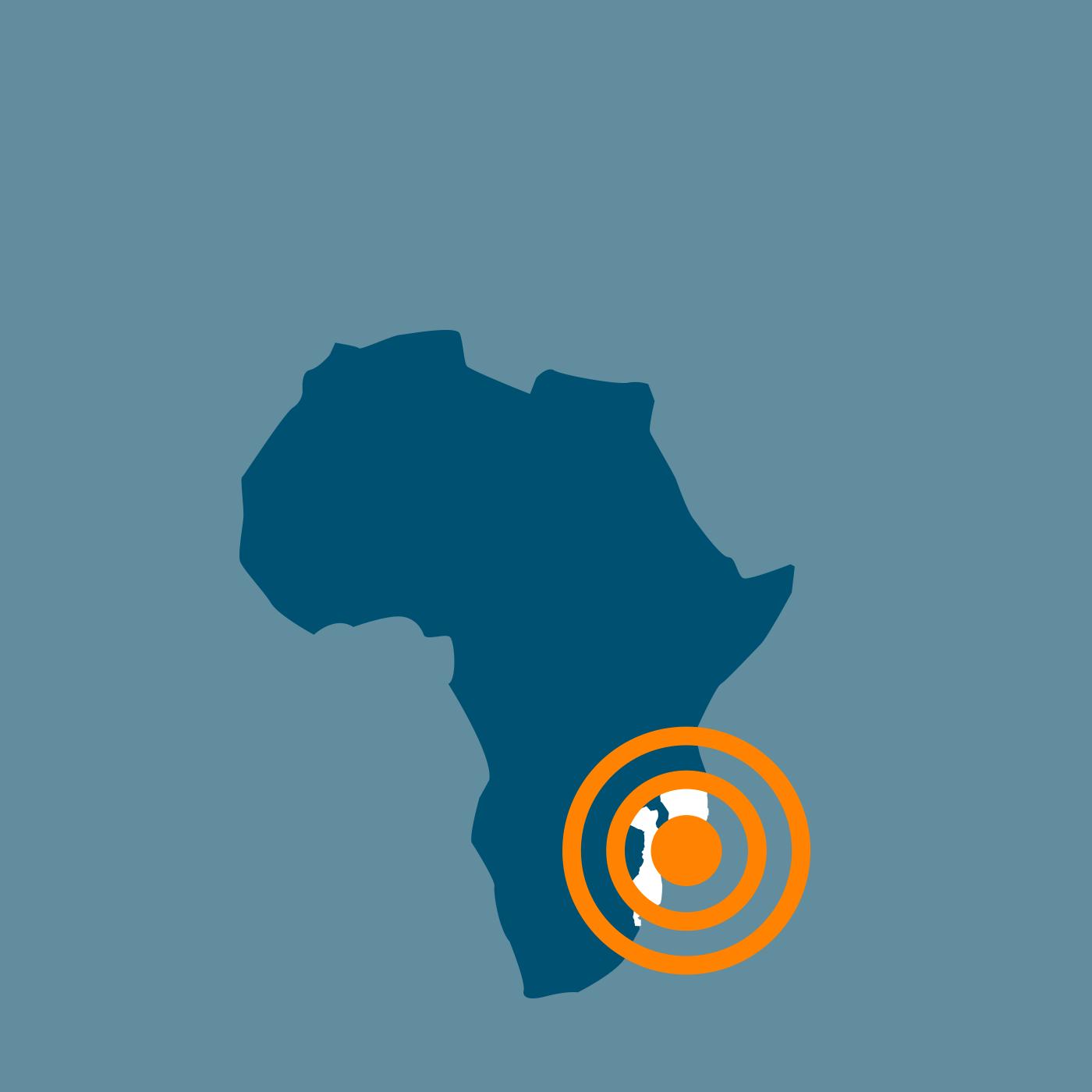 Katastrophe in Mosambik