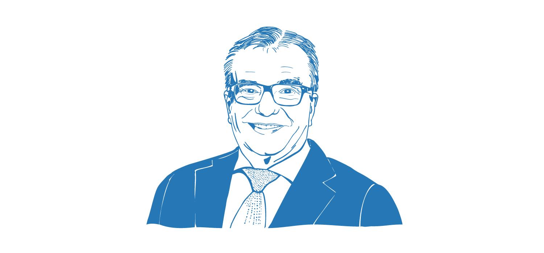 Erich Ramsauer, Stiftungsrat Zewo