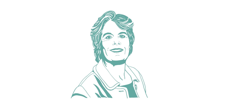 Ester Girsberger, Stiftungsrätin Zewo