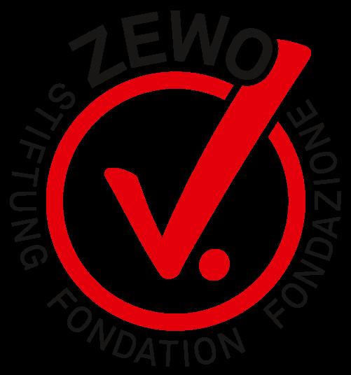 Stiftung Zewo Logo Transparent