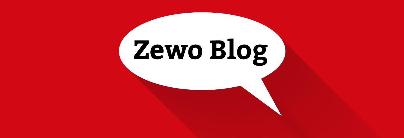 Zewo-Blog