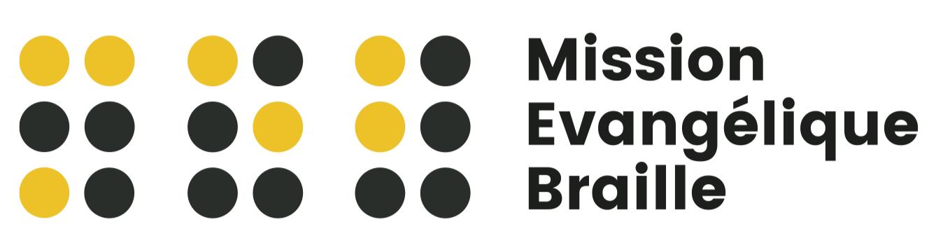 Mission Evangélique Braille Logo