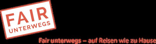 fair unterwegs Logo